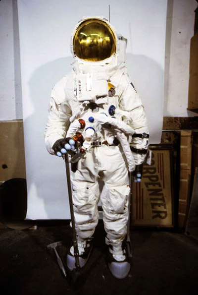 Devotional photograph of Conrad Carpenter, Underemployed Astronaut.  (see more at Conrad Carpenter's Website