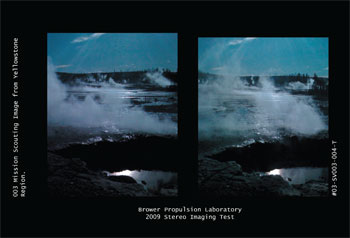 Stereo Imagery